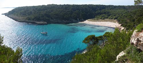 Cala Trebalúger, Menorca spiagge piu' belle d'europa