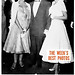 Lena Horne, Husband Lennie Hayton and Daughter Gail Jones at New York Premiere - Jet Magazine, July 7, 1955
