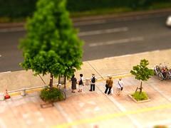 Peoples at Sakae