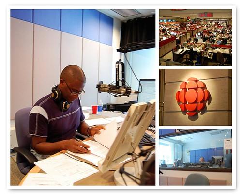 184:365我的CBC广播首播!