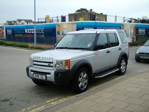 Land Rover Discovery 4 Hse. 2005 Land Rover Discovery 3