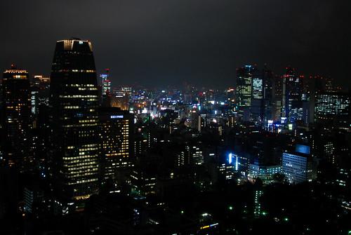 Tokyo Tower: Skyline