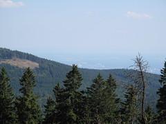 Blick auf Altknig (karsten13) Tags: feldberg 01082009