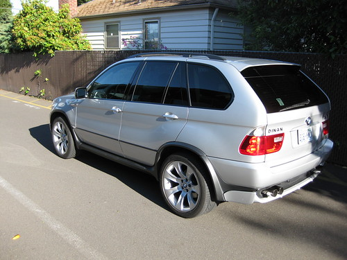Fs 2006 Bmw X5 4 8is Dinan S1