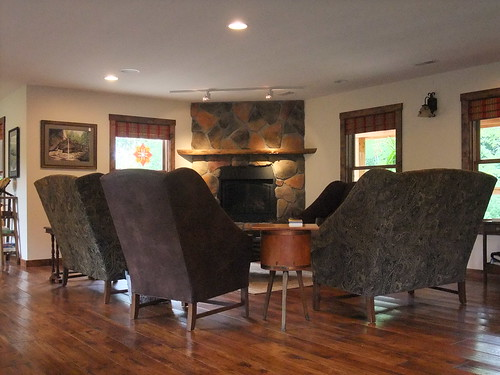Common Area at the Inn at Cedar Falls