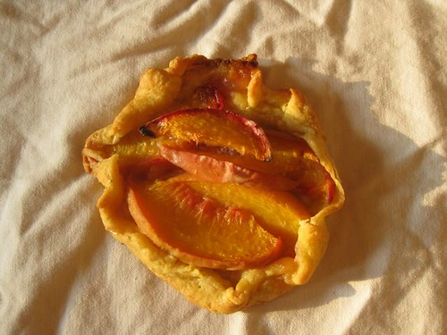 Peach Tartlet