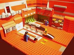Base - Interior - (1) (Crimso Giger) Tags: architecture lego interior space abs base moc afol crimsogiger