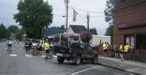 Bikers Invade Snohomish