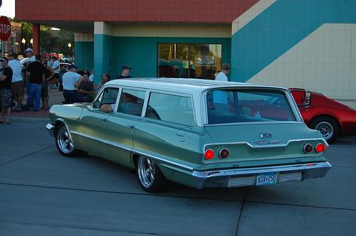 Flickr  Discussing Chevrolet 150  210  Bel Air  Biscayne   U0026 Impala  1953