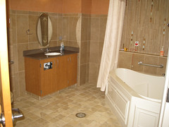 Birthing Suite Bathroom