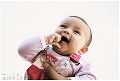 Dedinho saboroso (Gisela Salles) Tags: 4 meses joana