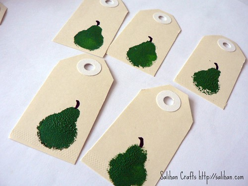 Stamping on Tags