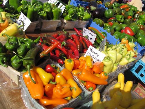 farmer's market rainbow 1