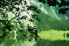 Königssee - Obersee