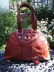 YSL Muse Bag