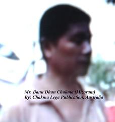Mr. Banu Dhan Chakma (Bhante Pragya) Tags: pragya chakma mizoram bhikkhu bhante