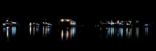 Ships Lembar Harbour
