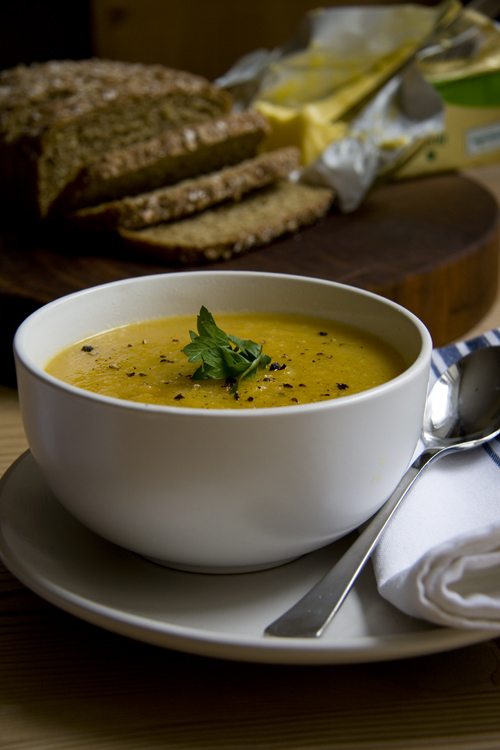 :: Bord Bia Hamper and Wholesome Veg Soup