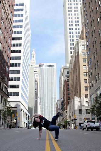 Me, Downtown
