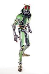 SIC第17.1弹 - 仮面ライダーブラック (グリーンカラーver)(14)