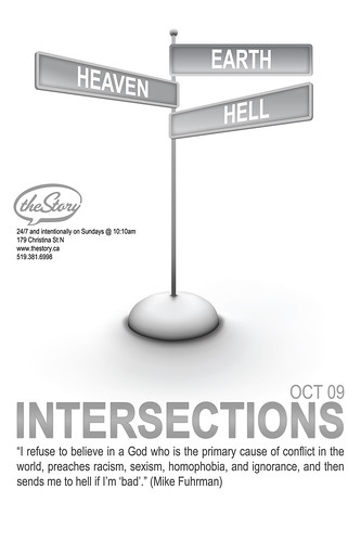 Intersections - Oct 09 - Calendar - theStory