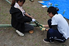 DSC_1193 (uruuruurusu) Tags: house bamboo remake