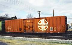 ATSF 622572 Richmond VA Mar 28, 1999 (cogp39) Tags: trains rollingstock atsf freightcars