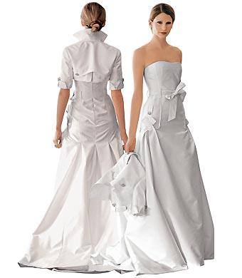 vestido para noiva simples