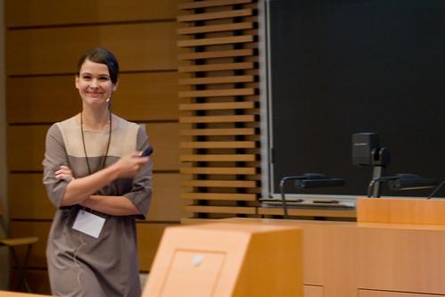 Jennifer Gardy @ UBC TEDxTerry Talks 2009