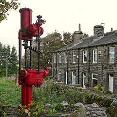 red yorkshire pump craven cowling