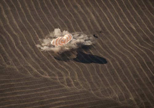 Expedition 20 Landing (200910110012HQ)