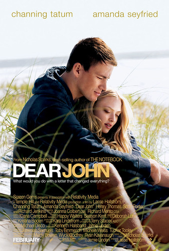 Dear John Movie Poster by moviegoodsposters.