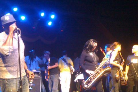 The Roots and guests @ BrooklynBowl 9/09
