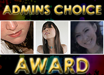 Admins Choice Award!