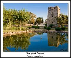 Torre viga de Entre Ros (Juan Machado [McKeyn]) Tags: espaa andaluca spain torre monumento olympus cdiz palmones campodegibraltar fortificacin losbarrios e520 torreentrerios