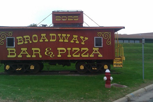 Broadway Bar & Pizza