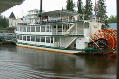 Take a ride on the Discovery Sternwheeler