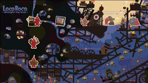 LocoRoco Midnight Carnival Theme