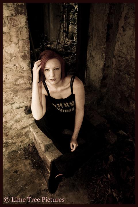 Chrissie Portrait