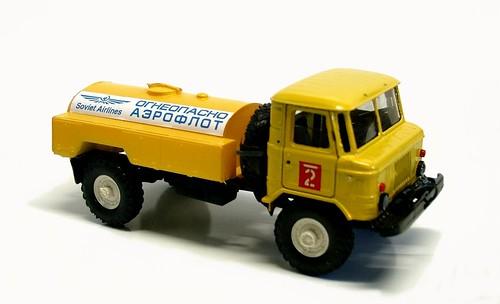 Gaz 66 Aeroflot