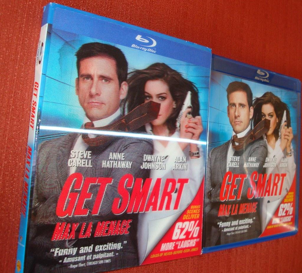 Blu-ray Agente 86 (Edição Canadense com Luva especial)