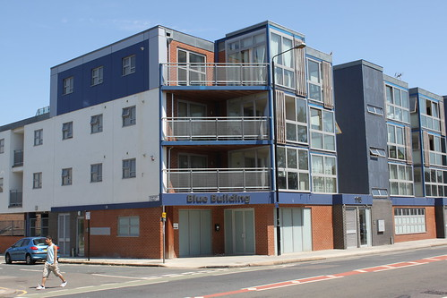 Blue Building, Greenwich