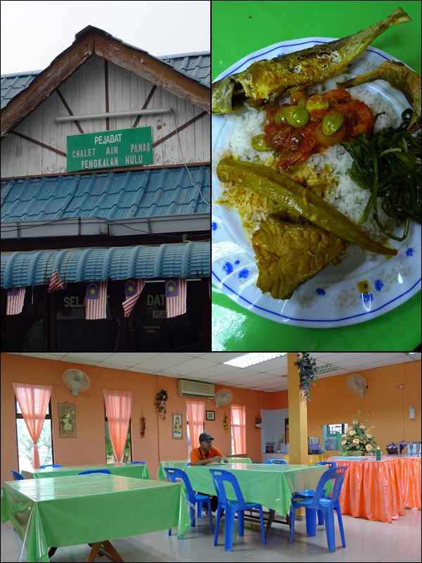 Cafeteria Chalet Air Panas