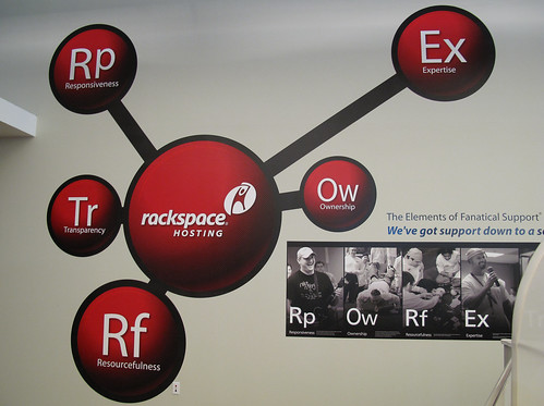 Rackspace Castle Tour