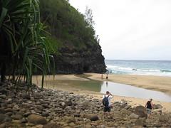 Ke'e Beach, Napali Coast, Kauai (shelisrael1) Tags: h kauai napalicoast