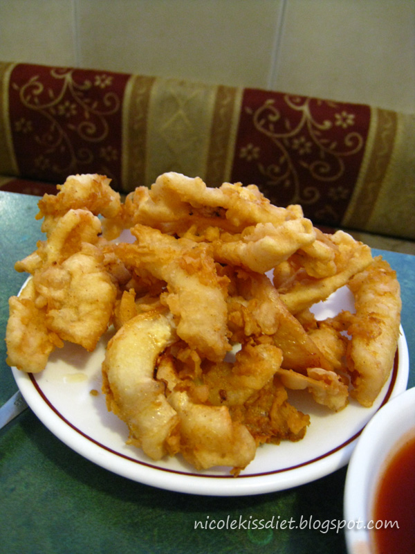 favourite calamari