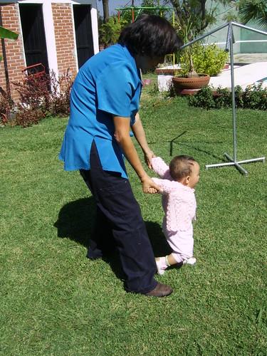 Primeros pasos en el jardín 1