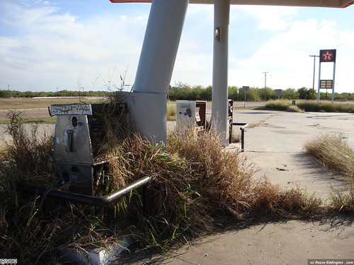 Abandoned Gas Station 10
