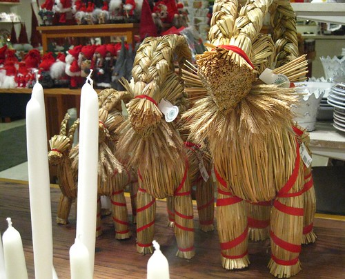 It's Christmastime! Swedish Christmas Decorations for Your Home