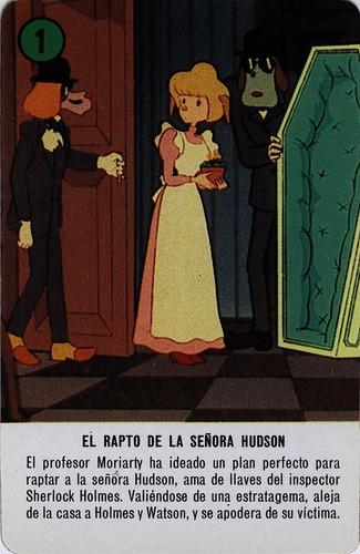 El rapto de la señora Hudson 1